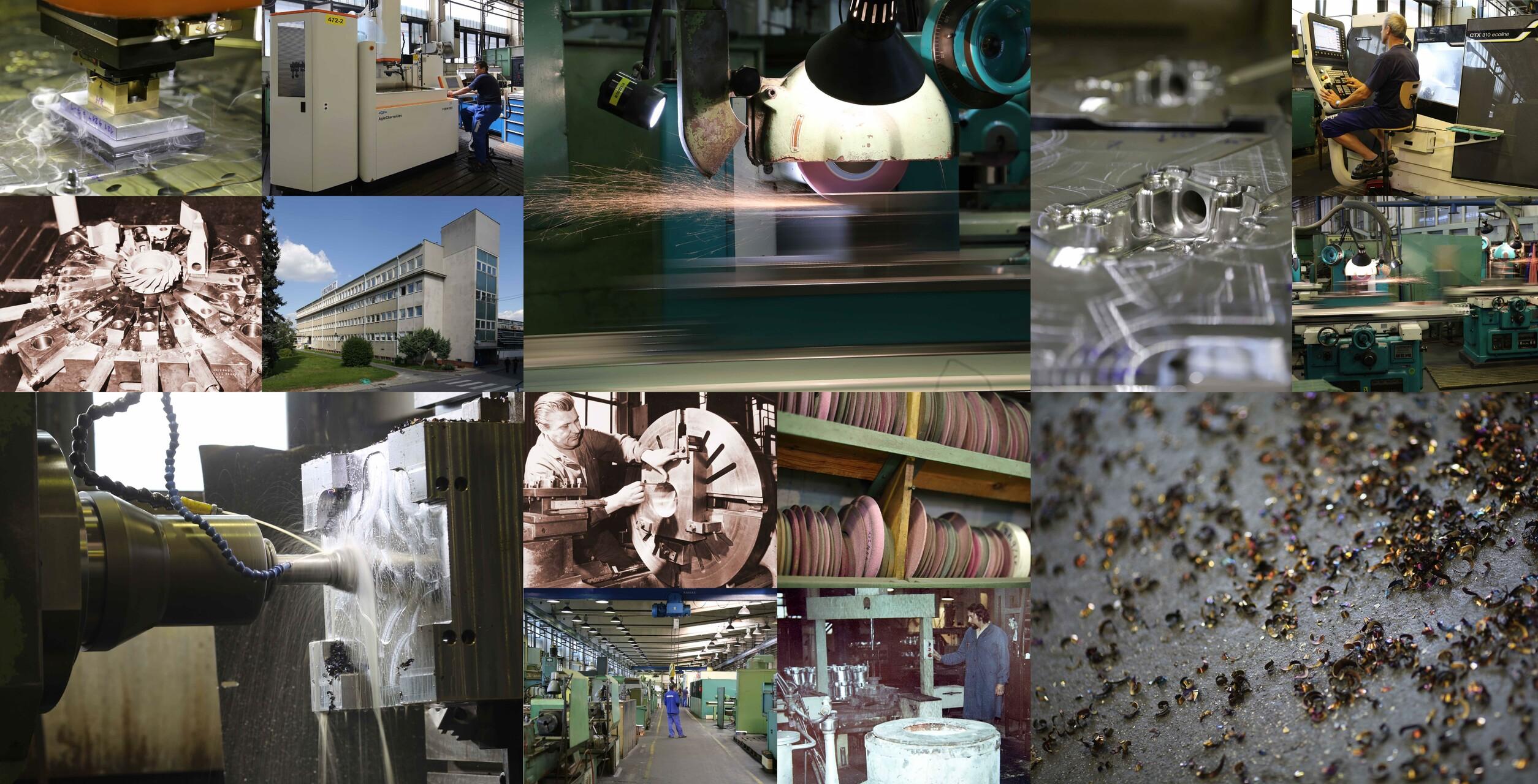 Vedoucí výrobního provozu
